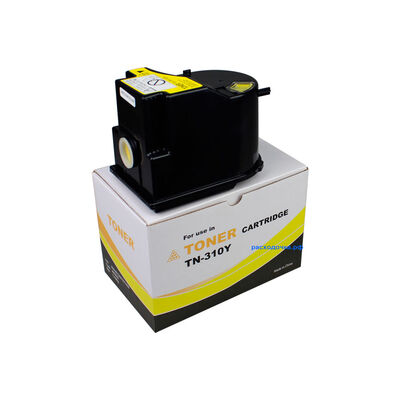 Картридж TN-310Y для Konica Minolta Bizhub C450P, C350, C450 (тонер Tomoegawa) желтый