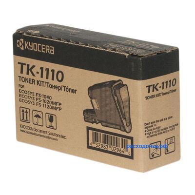 Картридж TK-1110 для Kyocera для FS-1040, FS-1020MFP, FS-1120MFP 2500 стр. (o) фото