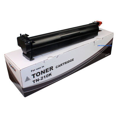 Картридж TN-210K для Konica Minolta Bizhub C250, C252, C252P, C250P (тонер Tomoegawa) черный