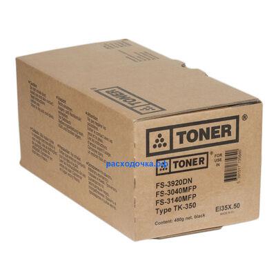 Картридж TK-350 для Kyocera Fs-3040MFP, Fs-3920DN, Fs-3140MFP, Fs-3920 (без чипа) Elfotec фото