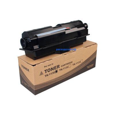 Картридж TK-1130 для Kyocera Ecosys M2030DN, M2530DN, Fs-1030MFP (тонер Mitsubishi) с чипом фото