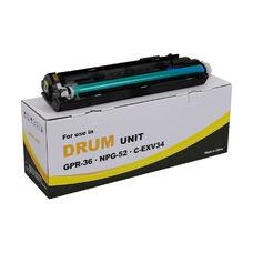 Фотобарабан C-EXV34 для Canon iR-C2020, iR-C2020i, iR-C2220, iR-C2220L, iR-C2020L желтый