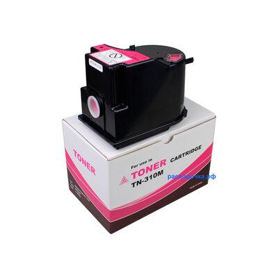 Картридж TN-310M для Konica Minolta Bizhub C450P, C350, C450 (тонер Tomoegawa) пурпурный