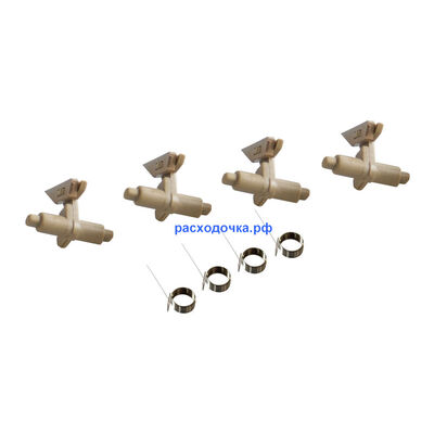 Палец отделения для Kyocera Fs-1020, KM-1500, Fs-1100, Fs-1016MFP 2A820360 с пружиной