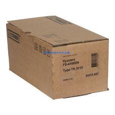Картридж TK-3110 для Kyocera FS-4100, FS-4100DN с чипом 420 г. 15500 стр. (Elfotec)
