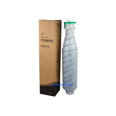 Картридж TN-710 для Konica Minolta Bizhub 751, 600, 601, 750 02XF, 02XJ (тонер Tomoegawa) 48000 стр. фото