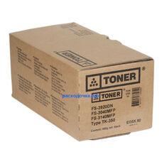 Картридж TK-350 для Kyocera Fs-3040MFP, Fs-3920DN, Fs-3140MFP, Fs-3920 (без чипа) Elfotec