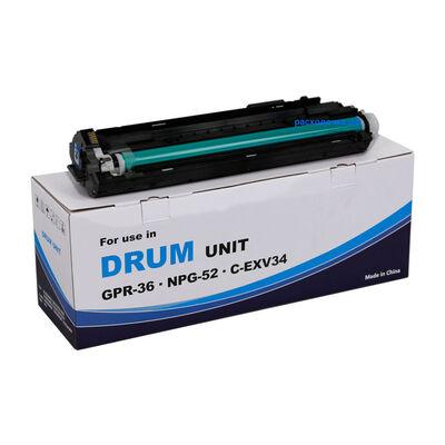 Фотобарабан C-EXV34 для Canon imageRUNNER C2220l, C2220i, C2220, C2020, C2230 голубой