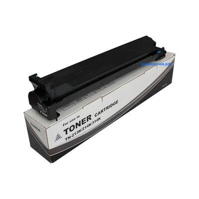Картридж TN-213K для Konica Minolta Bizhub C203, C353, C253, C200 (тонер Tomoegawa) черный фото