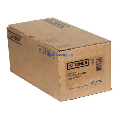 Картридж TK-3100 для Kyocera FS-2100D, FS-2100DN, FS-2100 Ecosys M3040DN, M3540DN (Elfotec) фото