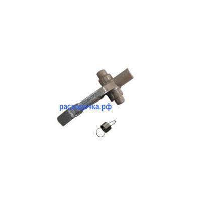 Палец отделения RB2-5941 для HP LaserJet 9000, 9040, 9050 с пружиной