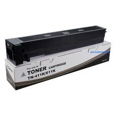 Картридж TN-611K для Konica Minolta Bizhub C451, C550, C650 (тонер Tomoegawa) черный