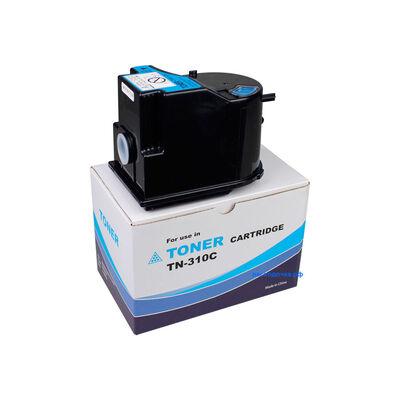 Картридж TN-310C для Konica Minolta Bizhub C450P, C350, C450 (тонер Tomoegawa) голубой