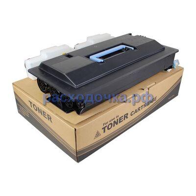 Картридж для Kyocera KM-3035, KM-2530, KM-3530 370AB000 (тонер Mitsubishi) + бункер фото