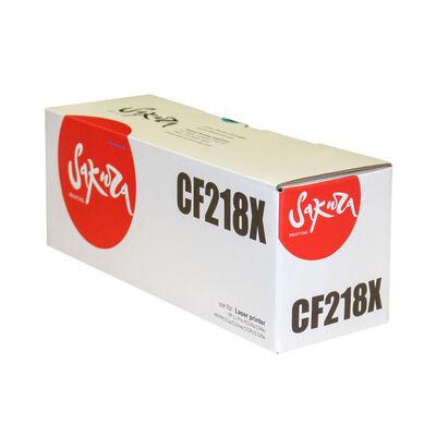 Картридж CF218Х для HP LaserJet M132a, M104a, M132nw, M132fn, M104w, M132fw 5000стр. с чипом