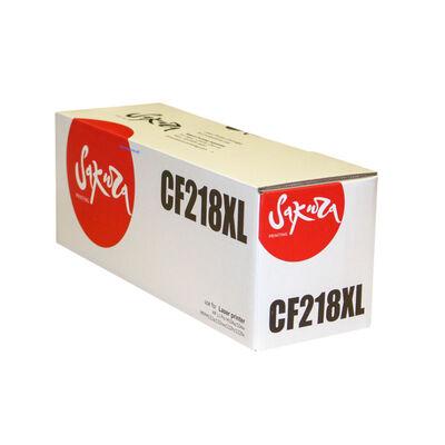 Картридж CF218XL для HP LaserJet M132a, M104a, M132nw, M132fn, M104w, M132fw 6000стр. с чипом
