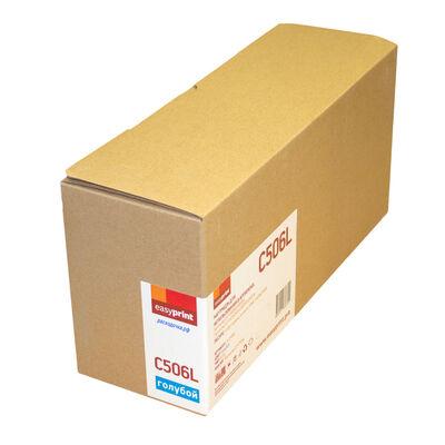 Картридж CLT-C506S, CLT-C506L для Samsung CLP-680, CLP-680ND, CLX-6260, CLX-6260FD EasyPrint 3500 стр. голубой фото