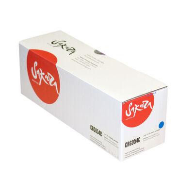Картридж 054C для Canon i-SENSYS MF643Cdw, MF641Cw, MF645Cx, LBP-620, MF643, MF645, LBP-621 1200 стр. голубой