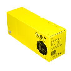 Картридж 054HY для Canon i-SENSYS MF643Cdw, MF641Cw, MF645Cx, LBP-620, MF643 T2 2300стр. желтый