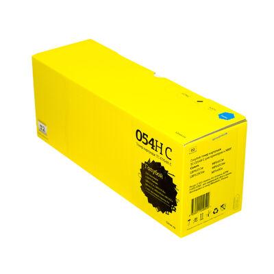 Картридж 054HC для Canon i-SENSYS MF643Cdw, MF641Cw, MF645Cx, LBP-620, MF643 T2 2300стр. голубой фото