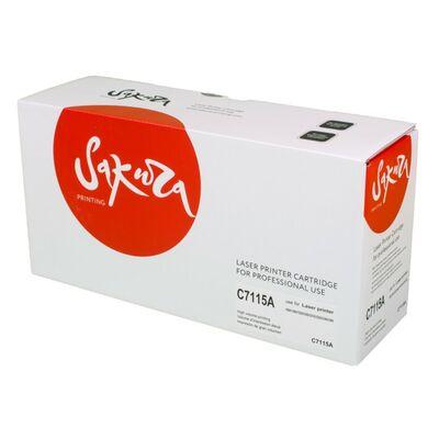 Картридж C7115A для HP LaserJet 1200, 1000, 1005, 1220, 3330, 3380 2500 стр. фото
