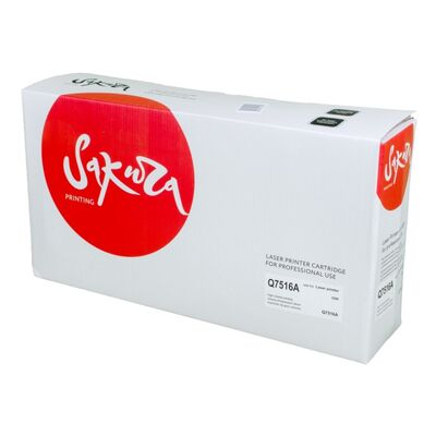 Картридж Q7516A для HP LaserJet 5200, 5200TN, 5200DTN, 5200L 12000 стр. фото