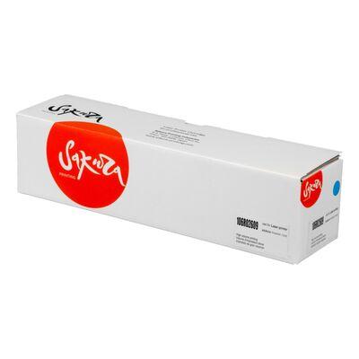 Картридж 106R02609 для Xerox Phaser 7100, 7100n, 7100dn 9000 стр. (2x4500стр) Sakura голубой