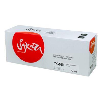 Картридж TK-160 для Kyocera Ecosys P2035D, Fs-1120, Fs-1120D, P2035DN Sakura 2500 стр. фото