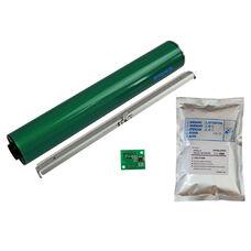 Комплект для драм-юнита IU-610K для KONICA MINOLTA Bizhub C451, C650 черный