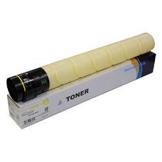 Картридж TN-324Y для Konica Minolta Bizhub C258, C308, C368, C454 (тонер Tomoegawa) желтый