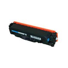 Картридж CF411X для HP LaserJet M377dw, M477fdn, M477fnw, M452nw 5000 стр. голубой