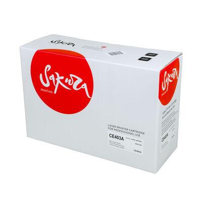 Картридж CE403A для HP LaserJet M551, M570dn, M70dw, M551dn, M570 пурпурный фото