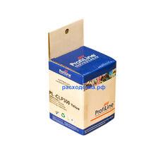 Картридж CLP-Y300A для Samsung CLP-300, CLX-2160, CLP-300n с чипом желтый