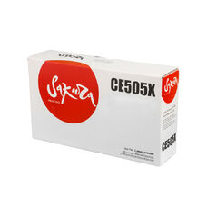 Картридж CE505X для HP LaserJet P2055DN, P2055, Canon MF411dw, MF416DW, MF418X 6500 стр.