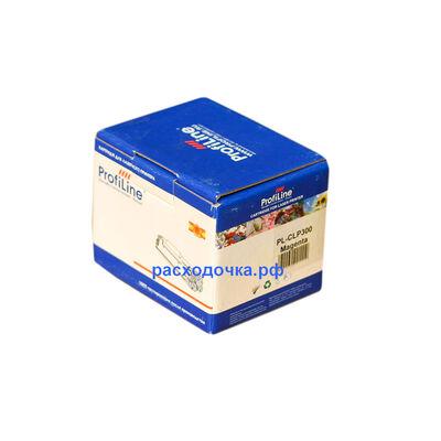 Картридж CLP-M300A для Samsung CLP-300, CLX-2160, CLP-300n с чипом пурпурный