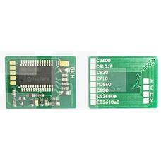Чип картриджа 44059135 для OKI C810, C830 голубой