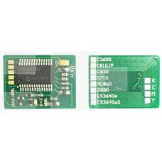 Чип картриджа 44059134 для OKI C810, C830 пурпурный