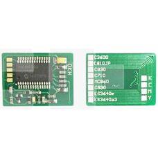 Чип картриджа 44059136 для OKI C810, C830 черный