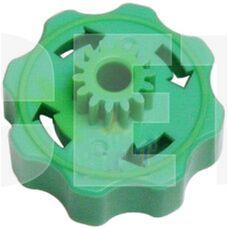 Шестерня печки 14T RU5-0019 для HP LaserJet 4250, 4350, 4200, 4300