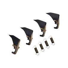 Палец отделения тефлонового вала с пружиной PTME0282FCZZ для Sharp AR-M236, AR-M276, AR-235
