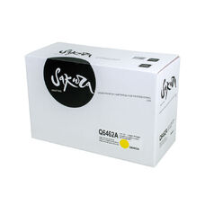 Картридж Q6462A для HP Color LaserJet 4730, cm4730 желтый