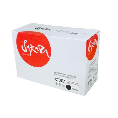 Картридж Q7560A для HP Color LaserJet 3000, 2700 черный фото
