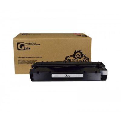 Картридж GP-Q2613A/Q2624A/C7115A/EP-25 для HP LaserJet 1200, 1005, 1000, 1300 GalaPrint 2500 стр. фото
