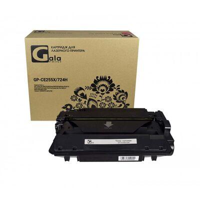 Картридж CE255X, 724H для HP LaserJet P3015, M521DN, M521DW, M525, Canon MF512X GalaPrint 12500 стр. фото