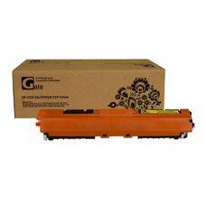 Картридж GP-CE312A/CF352A/729 для HP Color LaserJet CP1025, M175A, M175nw GalaPrint желтый