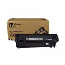 Картридж Q2612A для HP LaserJet 1018, 1020, 1010, 3055, Canon LBP-2900, MF4018 2000 стр. GalaPrint