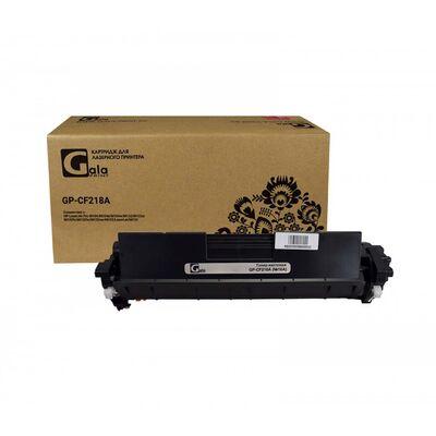 Картридж CF218A для HP LaserJet M132a, M104a, M132nw, M132fn, M104w, M132fw 1400 стр. GALA PRINT с чипом фото