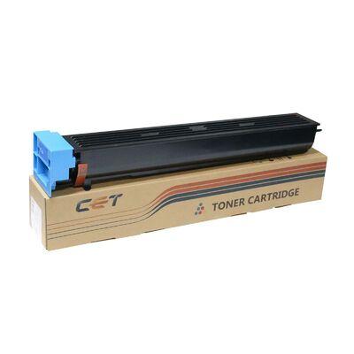 Картридж TN-613C для Konica Minolta Bizhub C452, C652, C552 (тонер Tomoegawa) голубой