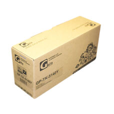 Картридж TK-5140Y для Kyocera Mita Ecosys M6530cdn, M6030cdn, P6130cdn GalaPrint желтый