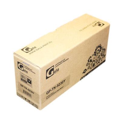 Картридж TK-5230Y для Kyocera Ecosys M5521cdn, M5521cdw, P5021cdn GalaPrint желтый